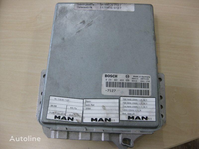 блок управления  MAN BOSCH 0281001468 для грузовика MAN