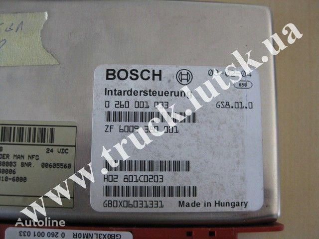 блок управления  MAN Bosch для грузовика MAN TGA