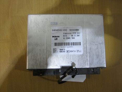 блок управления  MAN FFR regeleenheid для грузовика MAN TGL/M/A/S/X
