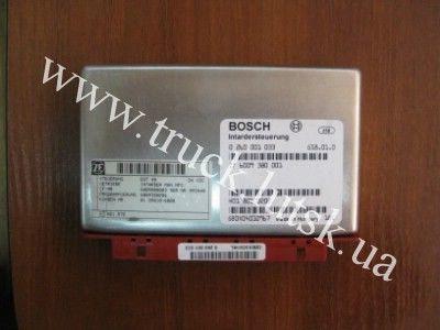 блок управления  MAN Bosch 0260001033 для грузовика MAN tga 18.410