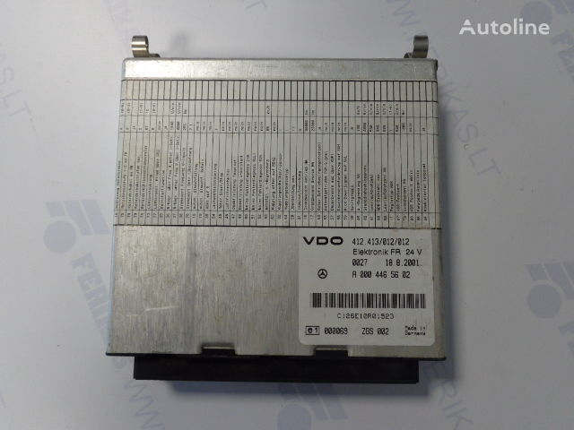 блок управления  VDO Elektronik FMR,FR 0004462302, 0004462702, 00044638, 000446460202, 0004465302, 0004465602 для тягача MERCEDES-BENZ
