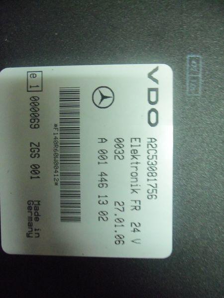 блок управления  Mercedes Benz actros Drive control FR unit 0014461302, 0024460102, 0014461302, 0014461902, 0024465002, 0014467302, 0004467602, 0004469402, 0014465402, 0014465902, 0004469602 для тягача MERCEDES-BENZ ACTROS