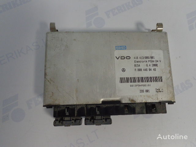 блок управления  VDO Elektronik PSM 24 V ,410.413/006/001,0004460446 для тягача MERCEDES-BENZ Actros