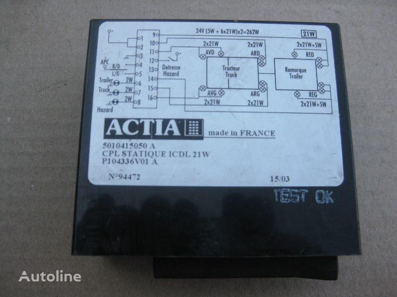 блок управления  ACTIA для грузовика RENAULT