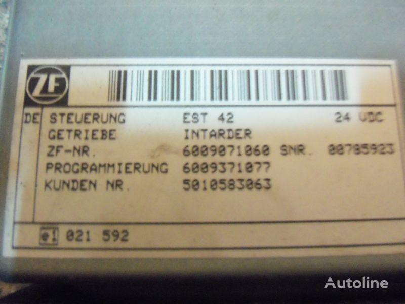 блок управления  Renault DXI Intarder Control unit, EDC, ECU 5010583063, 0260001028, 6009371001, 6009071060 для тягача RENAULT MAGNUM DXI