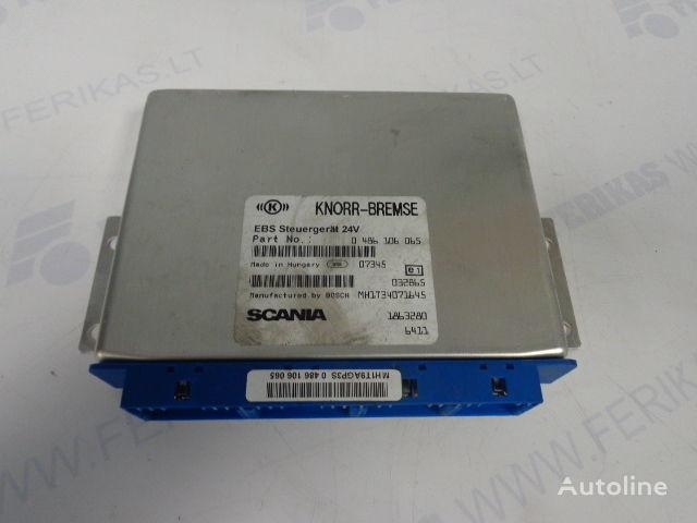 блок управления  KNORR-BREMSE EBS Steuergerat 0486106065,1863280, 0486106021, 0486106010, 0486106008 для тягача SCANIA