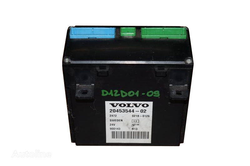 блок управления для грузовика VOLVO VECU VOLVO FH 20453544 - 02
