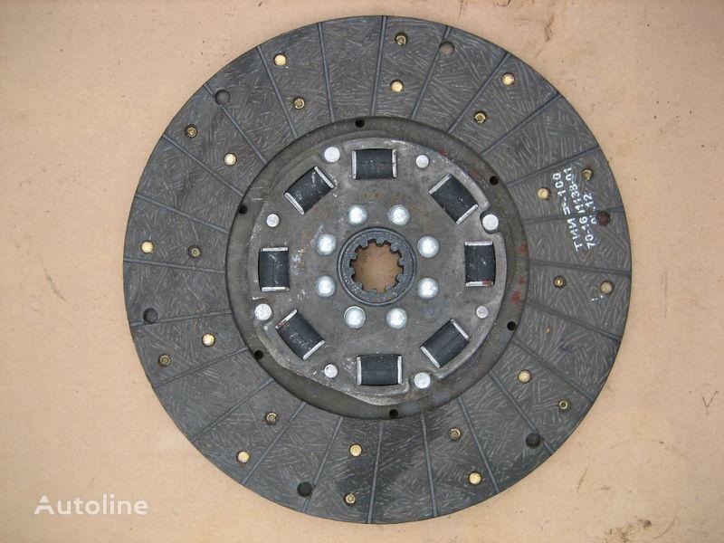 новый диск сцепления  Беларусь МТЗ-ГАЗ для погрузчика ЛЬВОВСКИЙ 40814, 40810, 41030