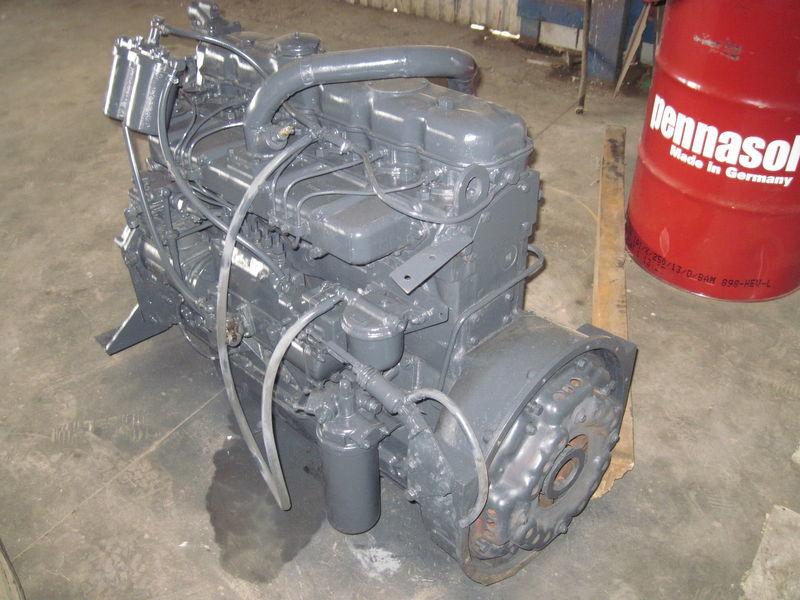 двигатель  Andoria SW 400 для грузовика