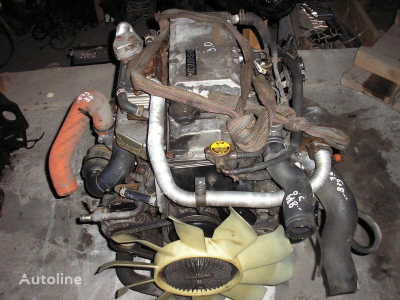 двигатель  Mitsubishi 4M42 для грузовика