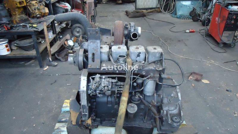 двигатель  Cummins 4t390 для экскаватора CASE IH