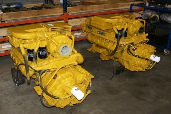 двигатель для другой спецтехники CATERPILLAR 3208T MARINE