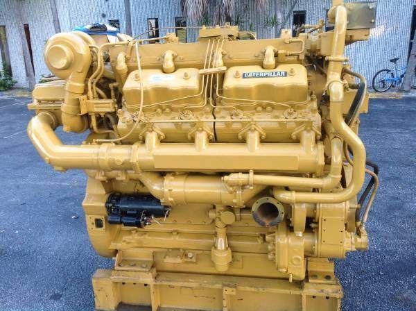 двигатель для другой спецтехники CATERPILLAR D379
