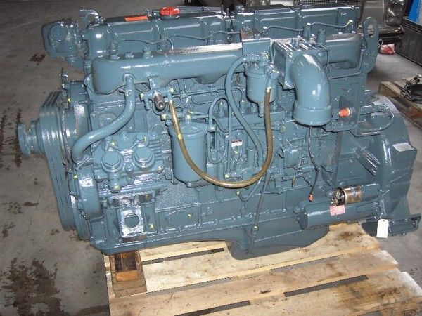 двигатель для грузовика DAF 825 TRUCK