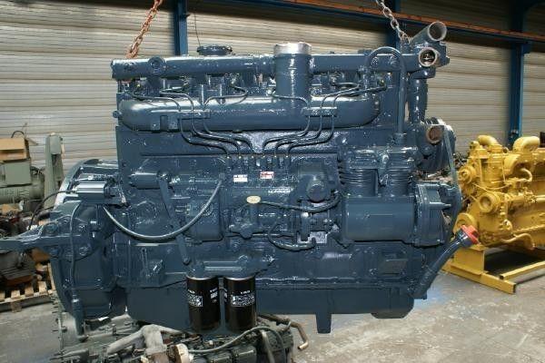 двигатель для другой спецтехники DAF DH 825