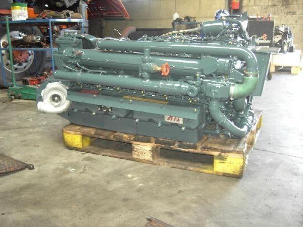 двигатель для другой спецтехники DAF GS160 M
