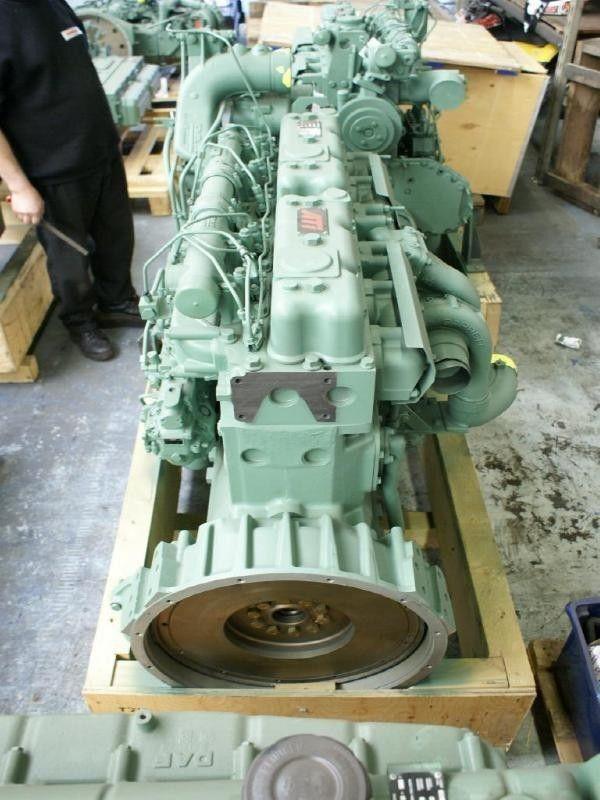 двигатель для другой спецтехники DAF WS 222