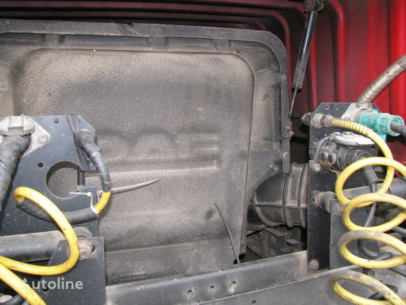 двигатель  DAF Защита двигателя для тягача DAF XF,CF