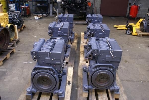 двигатель для другой спецтехники DEUTZ BF4L1011FT