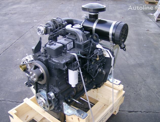 двигатель  Iveco N45MNSD00.00 для экскаватора DIECI  dedalus