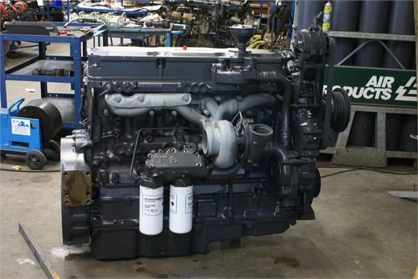 двигатель для грузовика Detroit S60