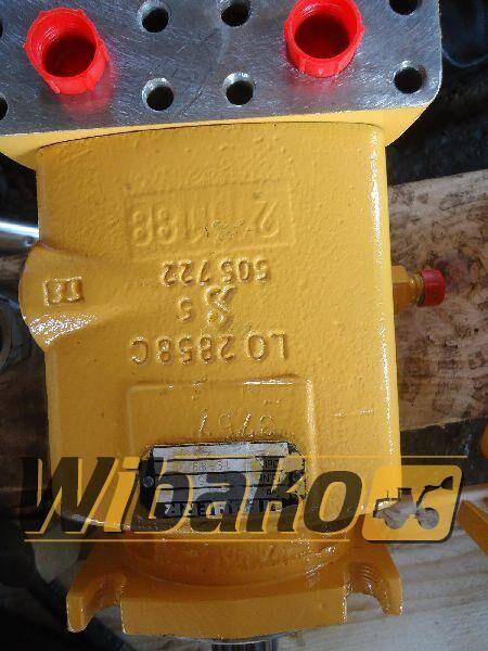 двигатель  Drive motor Liebherr LMF45 для другой спецтехники LMF45