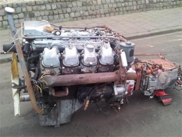 двигатель для грузовика MAN 18.256