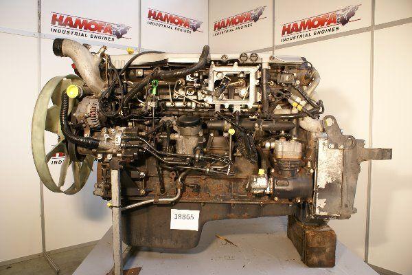 двигатель для тягача MAN D2066 LF01