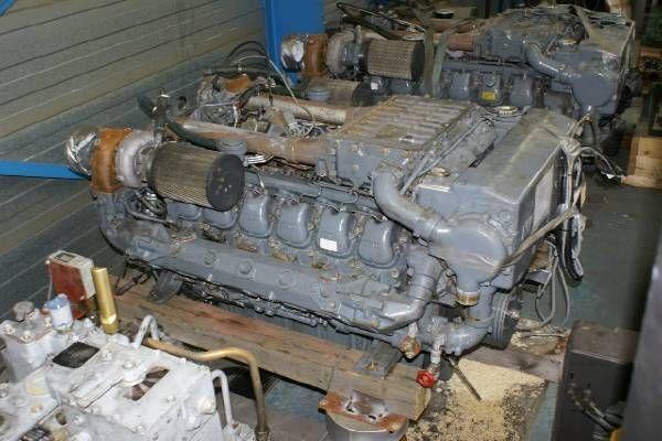 двигатель для другой спецтехники MAN D2842LE405