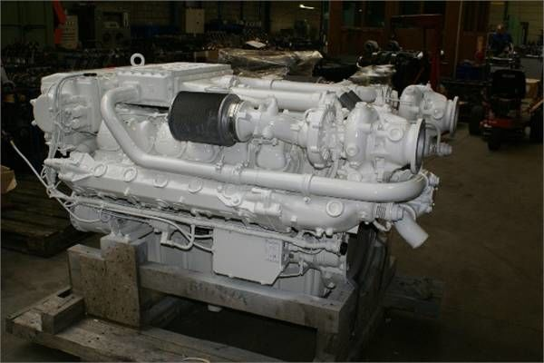 двигатель для другой спецтехники MAN D2842LE406
