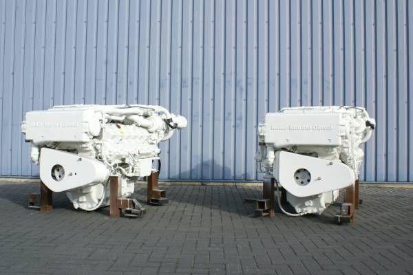 двигатель для тягача MAN D2842LE409