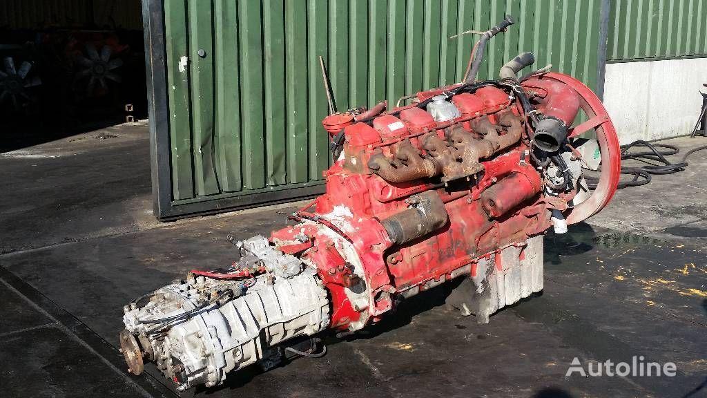 двигатель для грузовика MAN D2866F