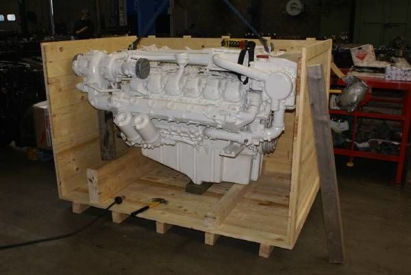 двигатель для грузовика MAN RECONDITIONED ENGINES