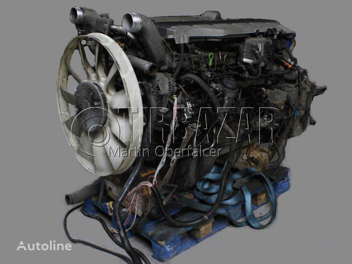 двигатель для грузовика MAN motor 480 HP EURO 4