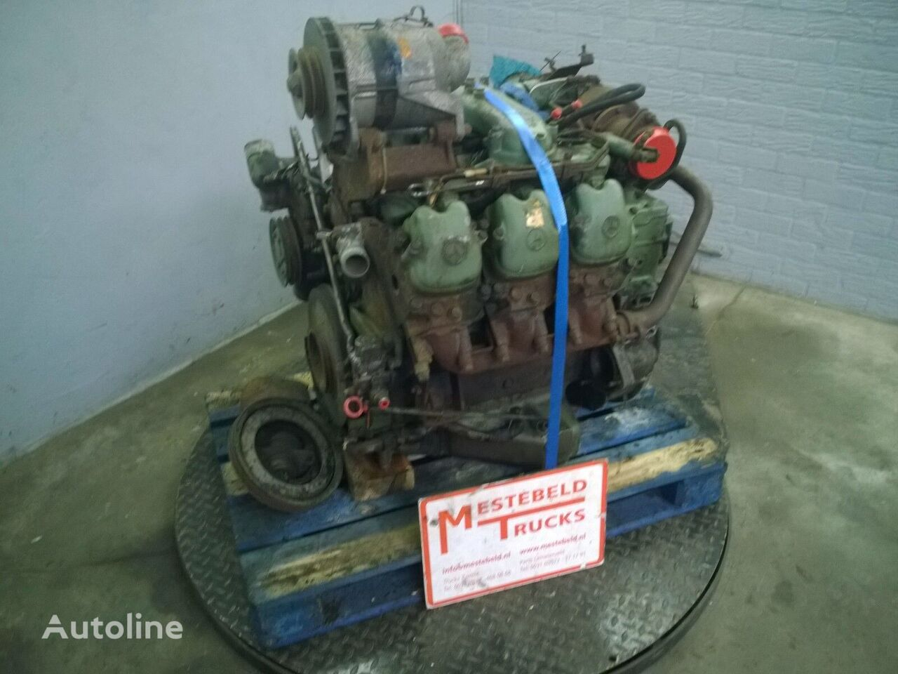 двигатель для автобуса MERCEDES-BENZ Motor OM 421 A