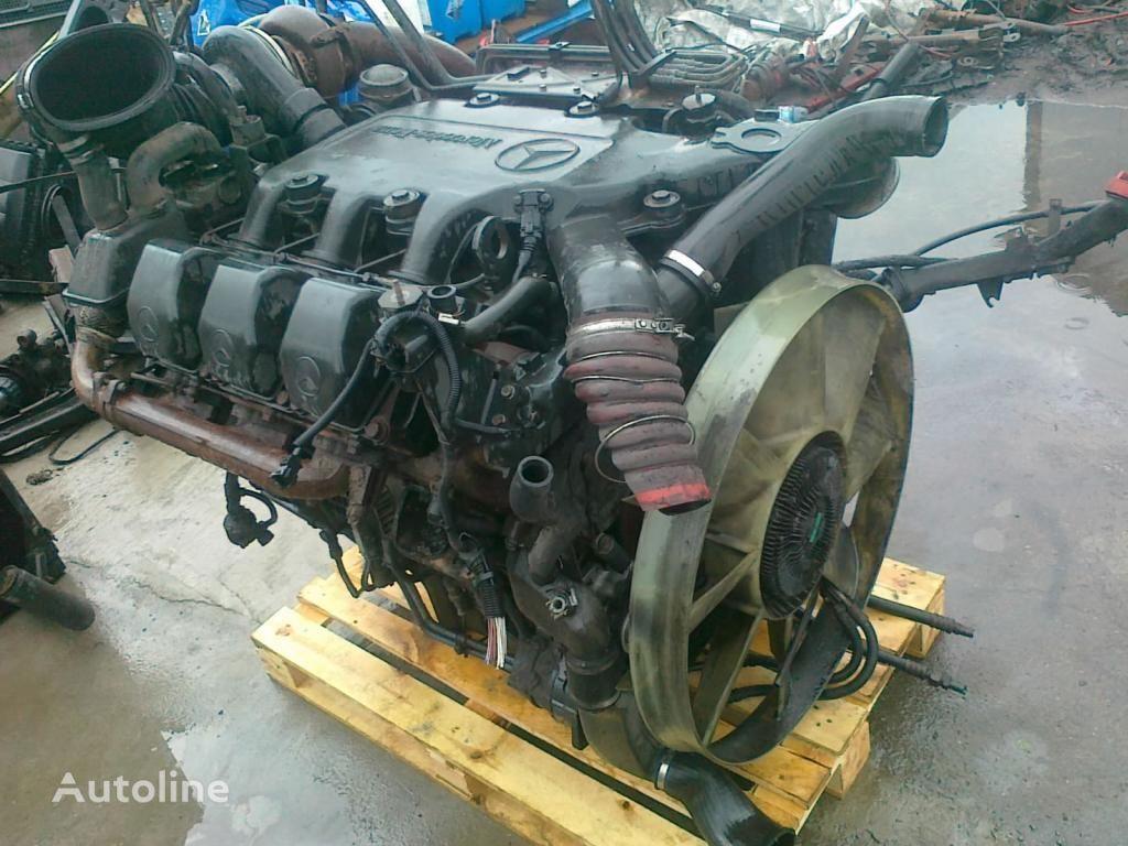 двигатель для грузовика MERCEDES-BENZ OM 501 LA V6 glowica blok pompa