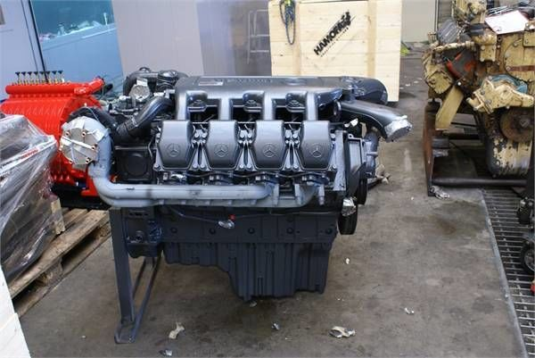 двигатель для другой спецтехники MERCEDES-BENZ OM542LA