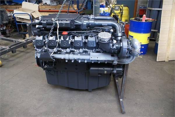 двигатель для экскаватора MTU 12V183 LONG-BLOCK