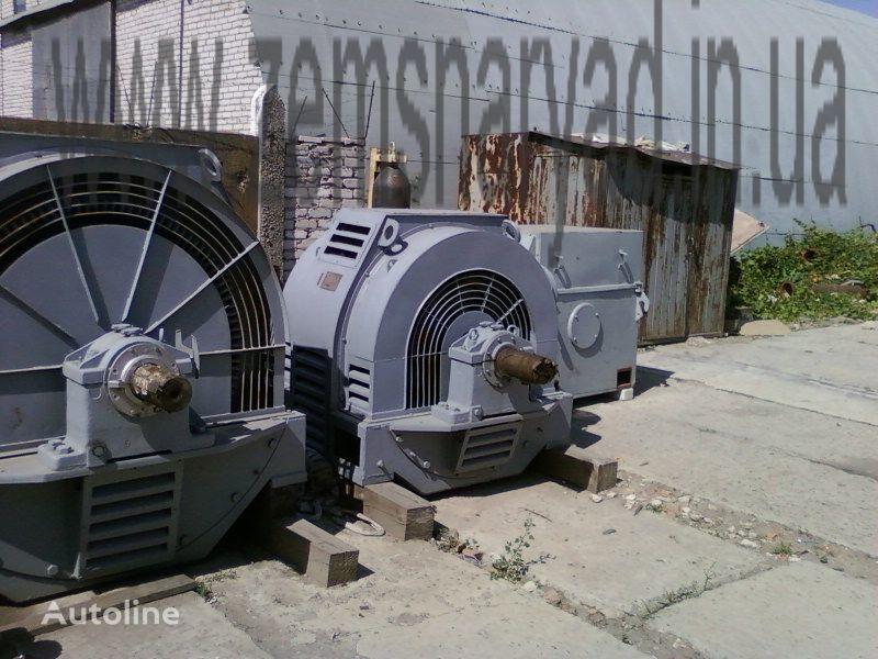 двигатель для земснаряда НСС Электродвигателя для земснарядов