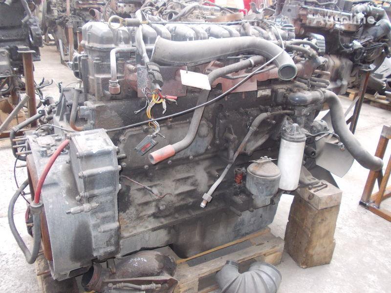 двигатель  Scania DSC 12 02 для тягача SCANIA 124