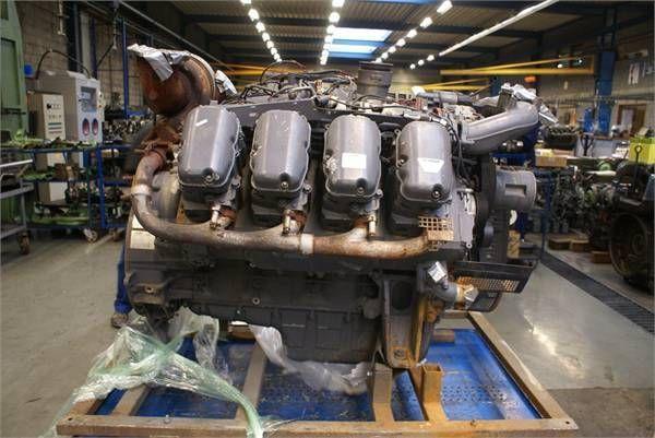 двигатель для другой спецтехники SCANIA DC16