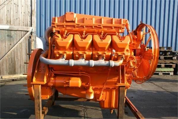 двигатель для тягача SCANIA DSI 14