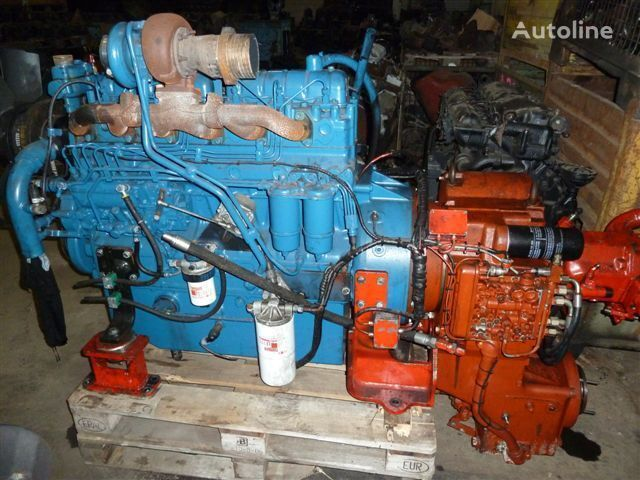 двигатель  VAL88,  634 DS для грузовика SISU
