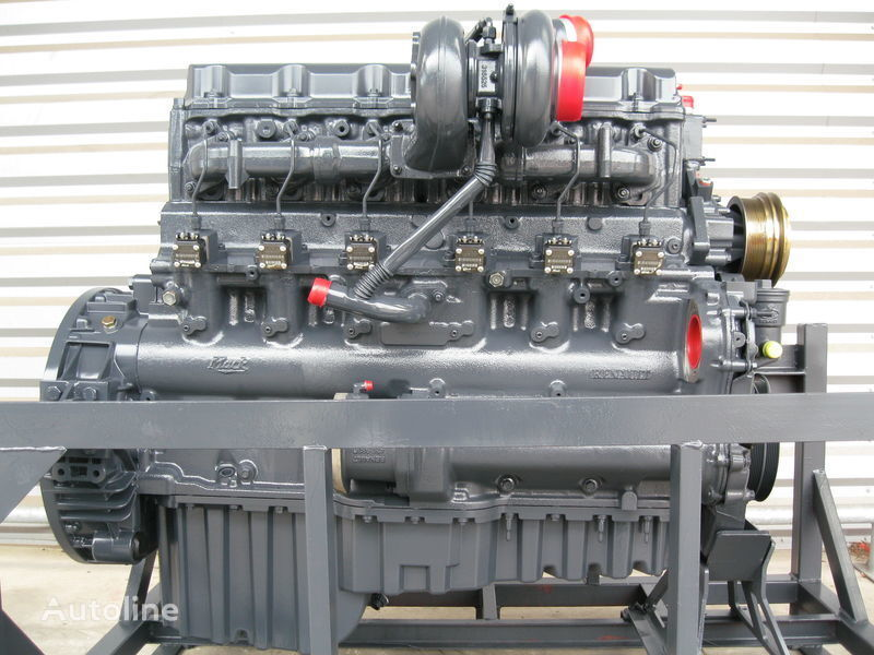 новый двигатель  E TECH MACK SISU для грузовика SISU E-TECH480