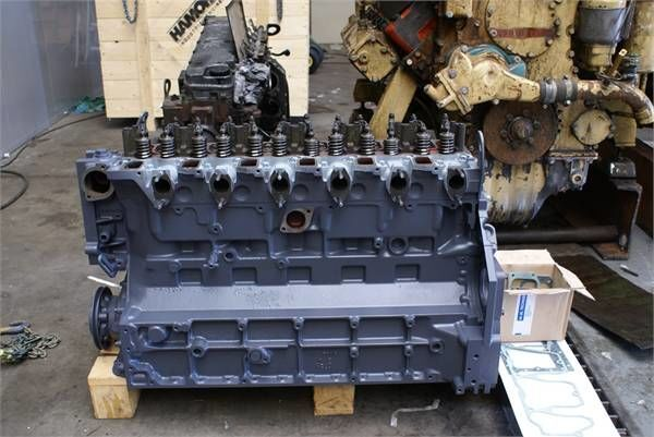 двигатель для фронтального погрузчика VOLVO D7D LAE2