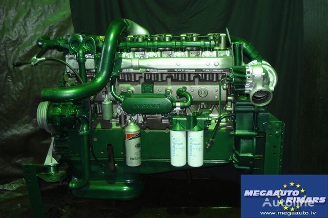 двигатель  Volvo TD163ES для грузовика VOLVO F16