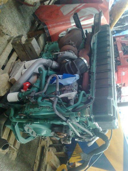 двигатель  Volvo D12D для тягача VOLVO FH 12