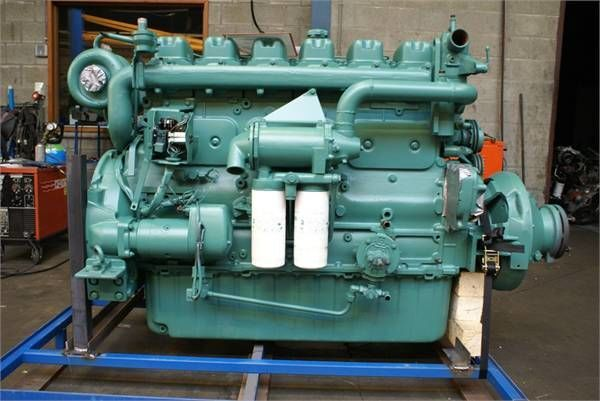 двигатель для катка VOLVO TD121C