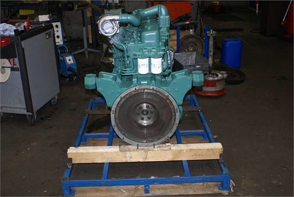 двигатель для другой спецтехники VOLVO TD70G