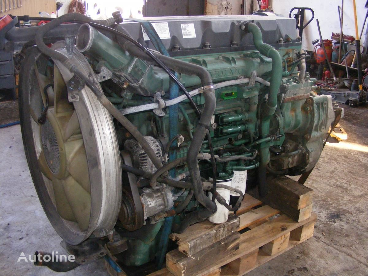 двигатель для грузовика VOLVO motor D13A 400/440/480 EURO 5